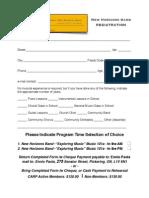 NHB Registration FORMS