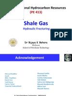 UHR 5 Hydraulic Fracturing