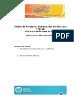 Comunicado Enero IPC 2013 SAN LUIS