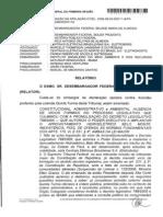 Belo Monte - Ação Civil Pública nº 2006.39.03.000711-8 (Acórdão 14 de agosto de 2012)