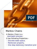 Markov Chain Analysis
