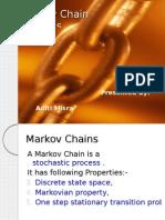 Markov Chain Analysis