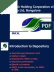 Stock Holding Corporation of India Ltd, Bangalore