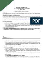 Master Computer Science Manifesto 2012-13