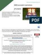 Jnaudin.free.Fr-The Worldwide KAPAGEN Successful Replications