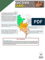 Mapa delictivo de Lima y Callao 09ENE2014
