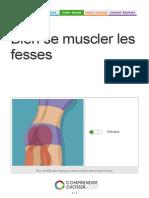 Fiche Bien Se Muscler