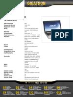 Gigatron Shop -Asus x550lb-Xx013d