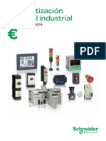 Lista Precios Schneider Automatizacion Control Industrial 2014