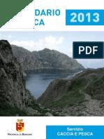 Calendario Pesca 2013