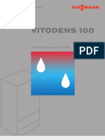 Viessmann Vitodens 100 WB1A Boiler Brochure