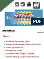 Fundamentos de Compresores, Curvas Performance