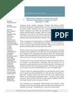 Press Release -- Health Comparisons