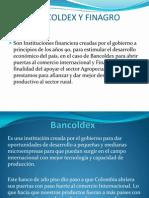 bancoldexyfinagro