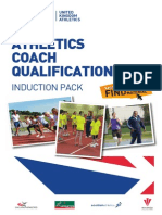 UKA Athletics Coach Induction Pack v2 Jan 2013