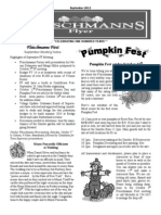 September 2013  Fleischmanns Flyer