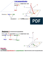14 Teorema Celor 3 Perpendiculare