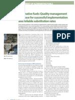 Quality Management GCL June 2009