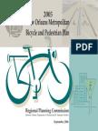New Orleans Metropolitan Bicycle and Pedestrian Plan