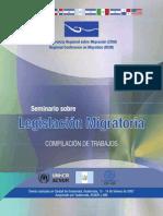 Seminario Legislacin Migratoria-Compilacin de Trabajos
