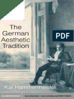 German Aesthetics