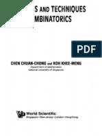 Principles and Techniques in Combinatorics Chen Chuan Chong Koh Khee Meng WS 1992