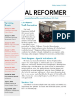 NorCal Reformer 12 (January 10 2014)