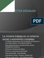 conflictos sociales
