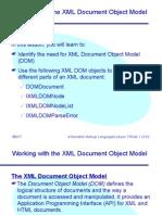 XML - Lesson 7
