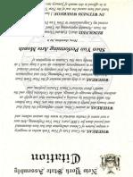 Assemblyman Hennessey Shen Yun Citation