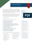 HootSuite University - Curriculum Communication