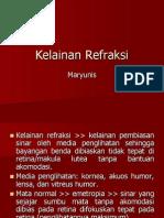 Kelainan Refraksi Pert. 2