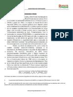 Simulado CESPE Língua Portuguesa(5)