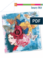 Stampendous January 2014 Catalog