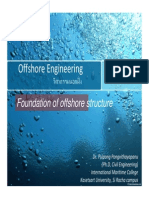 Pile Offshore Powerpoint