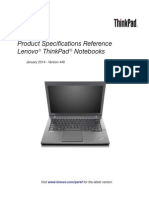 Lenovo Thinkpad Helix Hardware Maintenance Manual | Booting