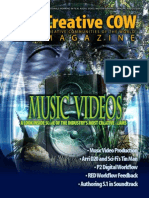 CreativeCowMag Music Videos