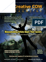 Creative Cow Mag - Moneymaking Ideas