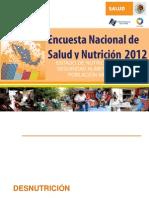 Encuesta Nacional de Salud