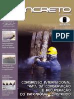 Highlights sobre  a normalização de agua de amassamento do concreto -Revista_Concreto_55