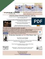 Brick Oven Courtyard Grille Newsletter Sept2009BOnewHL3