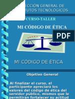 Código de Ética 01