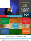 E-Book on Why India Needs Modi-Fication ?