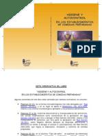 CANTABRIA Libro Higiene y Autocontrol ECP.