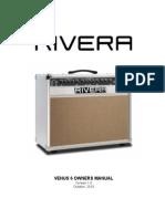 Venus 6 Series Owner Manual