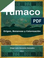 Tumaco Origen Bonanzas y Colonización