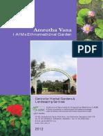 Amritha Vana Book 2012