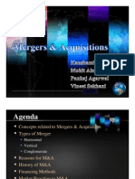 Mergers & Acquisitions (2)