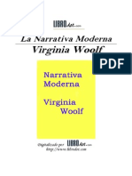 Virginia Woolf - La Narrativa Moderna