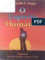 O ESPÍRITO HUMANO - O homem em três dimensões vol. II - Kenneth E. Hagin
